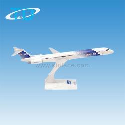 Vorbildliches Flugzeug-Plastikbildschirmanzeige des Spiritus-MD-80