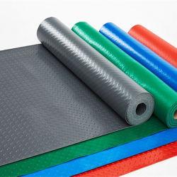 Установите противоскользящие ПВХ коврик в рулонах пластиковый коврик Коврик