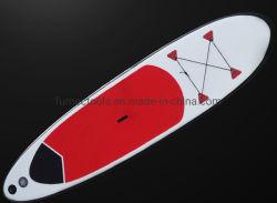 새로운 디자인 팽창식 한모금은 Longboard 파도타기 널을 파도타기를 해 널을 위로 서 있다