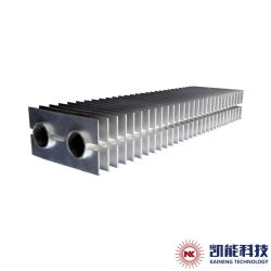 La qualité en acier au carbone H Tubes à Ailettes 20g SS316 225 Fin des tuyaux pour colliers chauffants de la chaudière