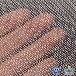Schermo di alluminio della finestra della rete metallica della lega di Alma e di Gi per la zanzara