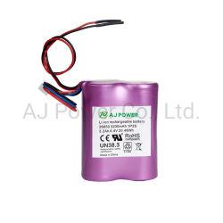 Lithium-Ionenbatterien der Batterie-LiFePO4 26650 2s1p 6.4V ersetzen zur Ni-CD c-Größen-Batterie durch Doppelausgabe
