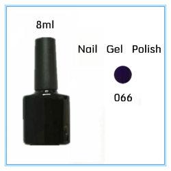 Logo privé personnalisé 8 ml de soins des ongles polonais de gel