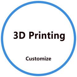 SLS/SLA 3D Plastic Snelle Prototyping van de Druk Dienst