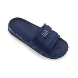 Os slides personalizados impressão personalizada de calçado a sapata de homens unissexo