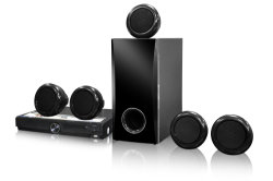 5.1 CH Altifalante do Sistema de Home Theater com DVD
