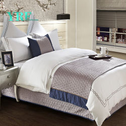 Deluxe de haute qualité Bedsheet deep pocket doux pour un lit simple