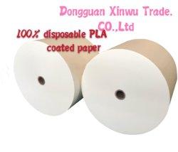 300g PLAの紙コップのための上塗を施してある白紙のボード