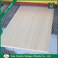 Paulownia Rand geklebtes Vorstand-Balsabaum-Holz für Möbel