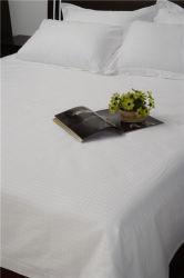 Hotel 5 estrelas de luxo de suprimentos a folha de Algodão Egípcio Jacquard roupa de cama do hotel