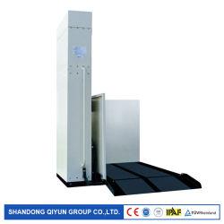 Qiyun ha personalizzato la piattaforma elettrica dell'elevatore idraulico dell'elevatore di sedia a rotelle per il Disabled
