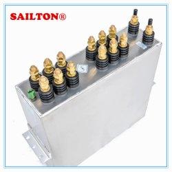 Condensador de alta tensión para el sistema de calentamiento por inducción eléctrica / Condensador de horno de inducción