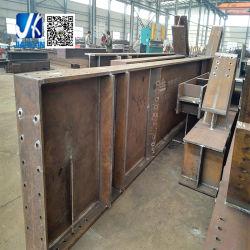 강철의 1 차 및 이차 강철 구조물 분대 다른 종류는 용접한 강철 구조물의 부분을 구분한다