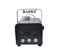 Luce da palco per macchine con nebbia e fumo LED RGB da 400 W 3*3