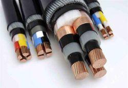 كبل طاقة مصفحة للأسلاك النحاسية XLPE Insulated Steel Wire مصفحة (6-35KV)