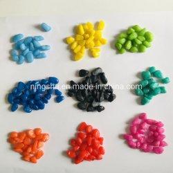 Coloridas piedras piedras para la planta de Acuario Pecera