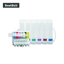 Bestsub 6-Color kontinuierliches Tinten-Zubehör-System (LG6)
