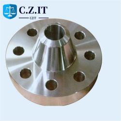 ANSI CL2500 cuello de la soldadura del tubo de acero inoxidable 310S de la brida de forjado