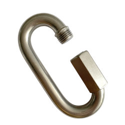Tornillería de acero inoxidable jarcia Quick Link