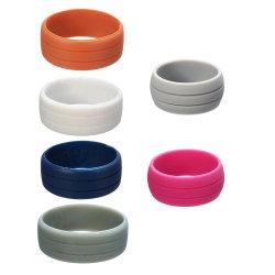Ungiftiger Silikon-Gummi-Finger-Ring