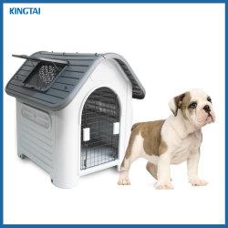 Camera di plastica impermeabile esterna dell'animale domestico per il cane