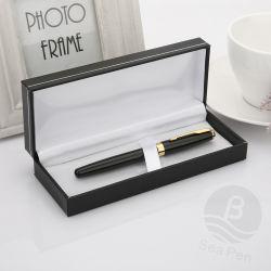 Pen de van uitstekende kwaliteit Rol van de Bedrijfs van de Gift met de Doos van de Gift