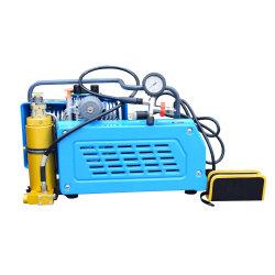 Eua Envio gratuito 150L/Min 4HP 4500psi Compressor de ar de alta pressão para mergulho/Pcp Paintball