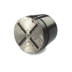 """2 """" segment de béton Sol poli Diamond meulage plug"""