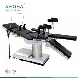 AG-Ot007b CE & ISO aprobó mesa de operaciones quirúrgicas