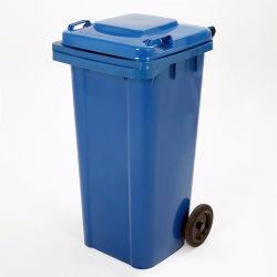 Для использования вне помещений 120-литровых пластиковых корзину/ мусора Бен / корзину Бен / мусорные контейнеры