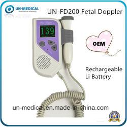 Precisão elevada de mão Baby Monitor Ultra-sonografia Doppler Fetal
