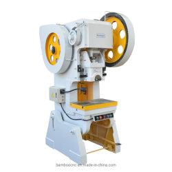 J23 ماكينة خرم القدرة الميكانيكية الميكانيكية الميكانيكية الكهربائية الفولاذية