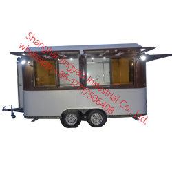 피자 음식 트럭 음식 트럭 급수 시스템 음식 트럭 전차