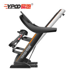 Novo design quente corpo equipamentos de exercício em casa Fitness esteira elétrica