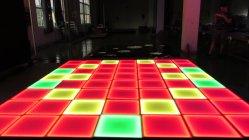 All'ingrosso portatile LED disco DJ illuminato decorazione nuziale pavimento di danza Affianca
