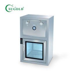 Sugold GMP pharmazeutischer Standardgebrauch-dynamischer sauberer Durchlauf-Kasten