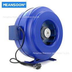 12 pouces de la gaine de ventilation d'échappement centrifuge Ventilateur en ligne