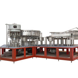 30.000Proyecto llave en mano de la HBP Carbonted de CO2 de agua jugo de planta de llenado de líquidos de gas de soda
