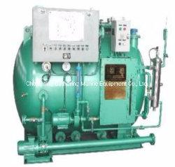 L'OMI MEPC227 (64) emballés des équipements marins standard compact gris et noir de l'eau Usine de traitement des eaux usées Le protocole STP