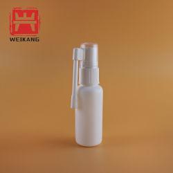 30 Keel van de Nevel van de Fles Bottle/HDPE van de Pijp van de Fles van de Geneeskunde van ml de Witte Tippende Mondelinge Plastic
