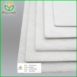 Tissu non tissé non tissé de filtre pour filtre sac/media/tissu filtrant du filtre