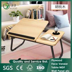 Portátil portátil plegable portátil de escritorio mesa de estudio de la base del portátil de escritorio y sofá cama Mesa de ordenador