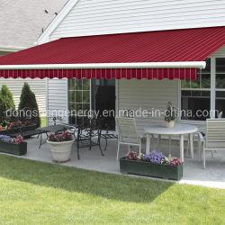 Auvent de pliage des abris de jardin patio de l'ombre de Sun
