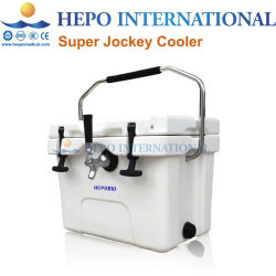 16pinte portable isolé de l'hôtel Jockey boîte de refroidisseur (HP-CB15F)