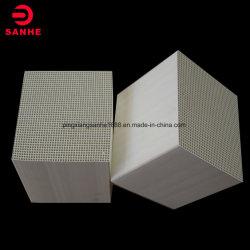 El corindón mullita regenerador Honeycomb ladrillo cerámico para la venta