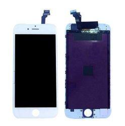 Écran LCD blanc avec un numériseur Assemblée pour l'iPhone de remplacement 6 Plus