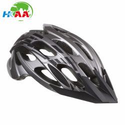 Serviço de usinagem CNC personalizado em titânio fosca preta capacete para Bike, Motorsports