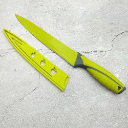 Farben-Chef-Edelstahl, der Qualitäts-Messer schnitzend schneidet