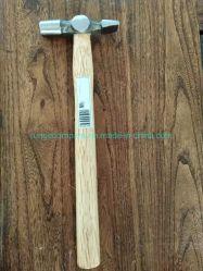 力および木シャフトが付いている手のツールドイツタイプ手のツール18mm十字のPeinのハンマー