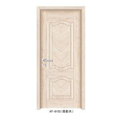 Efecto de aislamiento acústico de sólida madera de nogal en el dormitorio está en buen estado